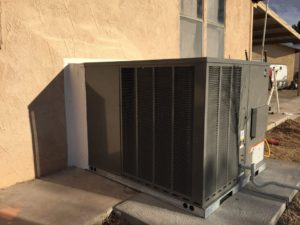 Refrigerated Air Unit for Residential Use